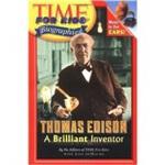 Time For Kids: Thomas Edison 美国《时代周刊》儿童版:托马斯・爱迪生 ISBN 9780060576110