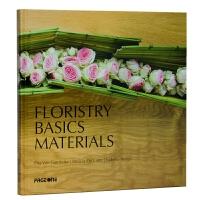 Floristry Basics: Materials 花艺基础:材料 插花艺术设计教程 软装搭配书籍