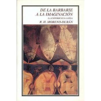 【预订】De la Barbarie a la Imaginacion 美国库房发货,通常付款后3-5周到货!