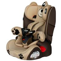 儿童安全座椅9个月-12岁宝宝婴儿汽车用坐椅车载 3C认证 601小熊j13
