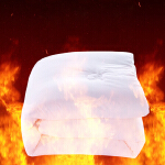伊迪梦家纺 纯棉新疆棉花被 绗缝长绒棉被子 双人春秋被儿童单人床幼儿园床垫棉絮被芯全棉褥子ZL7