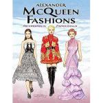 【预订】Alexander McQueen Fashions: Re-Created in Paper
