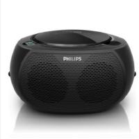Philips/飞利浦 AZ380/93全新CD胎教U盘播放手提便携式收录机光盘