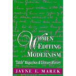 【预订】Women Editing Modernism: Little Magazines and