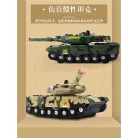 儿童音乐汽车模型坦克战车惯性工程车男孩军事音乐玩具车