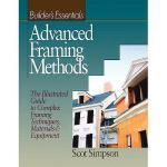 【预订】Advanced Framing Methods: Builders Essentials: The