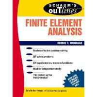 【预订】Schaum's Outline of Finite Element Analysis