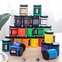 得力丙烯颜料 考试绘画颜料 300ml 多种颜色选择