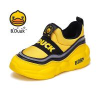 B.Duck 小黄鸭童鞋男童运动鞋 保暖休闲鞋学生潮鞋