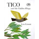 Tico and the Golden Wings(by Leo Lionni) 缔可的金色翅膀(名家绘本) 9780394830780