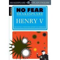 Henry V (No Fear Shakespeare) 别怕莎士比亚:亨利五世 古英语现代英语对照