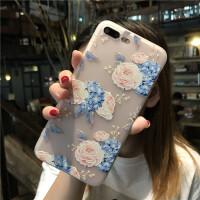 苹果7手机壳iPhone8硅胶套6s全包防摔8plus韩国潮牌新款女6sp软胶