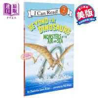【中商原版】恐龙世纪BeyondtheDinosaurs Monsters of the Air and Sea