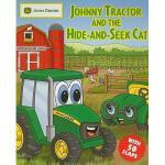 【预订】Johnny Tractor and the Hide-And-Cat