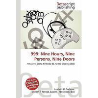 【预订】999: Nine Hours, Nine Persons, Nine Doors
