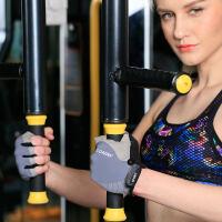 健身手套锻炼女夏季防滑耐磨器械哑铃训练骑行运动女士半指手套薄