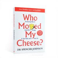 【现货】英文原版 谁动了我的奶酪 Who Moved My Cheese 一个在工作和生活中应对变化的绝妙方法 英文版