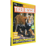 National Geographic Kids Mission Tiger Rescue 美国国家地理少儿童百科科普