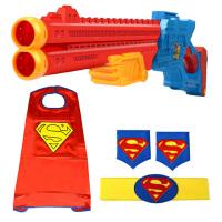 软弹枪儿童玩具枪安全可发射小孩角色扮演套装男孩礼物