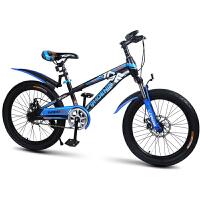 单车脚踏车 儿童自行车18/20寸山地车单速变速学生
