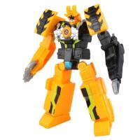 儿童玩具男孩巨神战击队3玩具机器人 可动版旋天冲锋战击王爆裂战击王 奥迪双钻正品保证