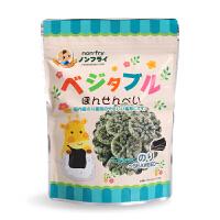 日本木西 海苔味薯饼干17g 非油炸食品宝宝儿童辅食/零食 松脆