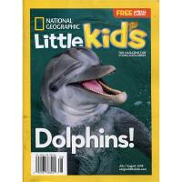 美国国家地理幼儿版2018年4期 期刊杂志