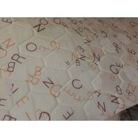 3D硬板床保护套床笠床罩床垫罩单件床套1.5/1.8m床防滑床单 字母款 默认高度20厘米