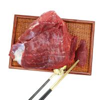 农谣 驴肉 新鲜现杀土驴肉 非鹿肉 1000g装 生鲜肉烧烤食材
