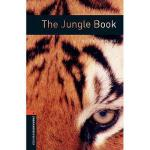 【预订】Oxford Bookworms Library: The Jungle Book: Level 2: