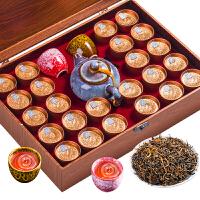 金骏眉茶叶红茶特级散装500g金俊眉春节年货礼品茶*茶叶礼盒装