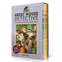 英文原版 The Great Mouse Detective Crumbs and Clues Collection: