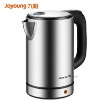 九阳(Joyoung)热水壶K17-S66烧水壶电水壶 1.7L大容量无缝内胆304不锈钢 家用电热水壶