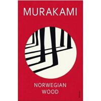 【现货】英文原版 Norwegian Wood 挪威的森林 平装版 村上春树