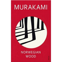 【现货】英文原版 Norwegian Wood 挪威的森林 平装版 村上春树 英版新封皮