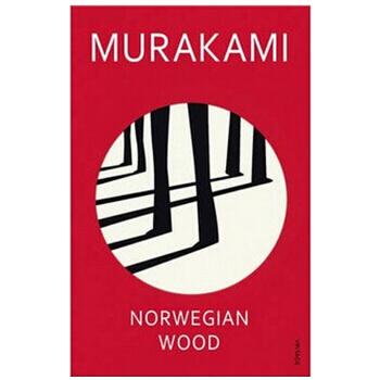 【现货】英文原版 Norwegian Wood 挪威的森林 平装版 村上春树 国营进口 !品质保证!