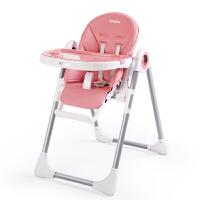 宝宝餐椅婴儿餐桌椅学坐椅护腰儿童吃饭座椅子可折叠便携式
