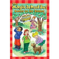 英文原版Magic School Bus Science Reader: Magic School Bus Comes