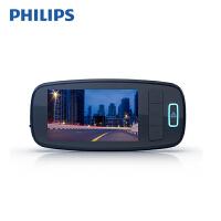 【支持礼品卡】飞利浦行车记录仪ADR810 1080P高清夜视156度广角索尼图像传感器