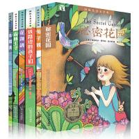 C 国际儿童文学奖丛书6册套装 兔子坡+本和我+森林王子+花颈鸽+铁路边的孩子们+秘密花园 宝宝睡前故事3-4-5-6