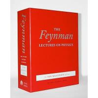 The Feynman Lectures on Physics, Boxed Set 费曼物理学讲义合集 英文原版 3