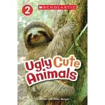 【中商原版】学乐分级读物2级 丑萌的动物 英文原版 Ugly Cute Animals 儿童动物百科