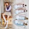 【专区满199立减140,299立减210,仅限4.25-4.26!】小白鞋女贝壳头2019新款春季女鞋韩版街拍学生chic港风板鞋女鞋子
