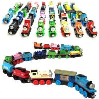 木制托马斯轨道配件积木小火车套装儿童玩具兼容 brio edwone 仅轨道价格(火车需另外下单)