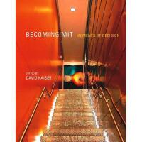 【预订】Becoming MIT: Moments of Decision