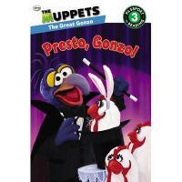 【预订】The Muppets: Presto, Gonzo!
