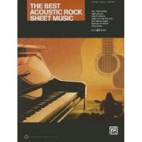 【预订】The Best Acoustic Rock Sheet Music