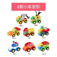 儿童积木玩具城市警察积木玩具拼装积木女孩男孩子3-6周岁