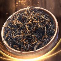 金俊眉蜜香型品质茶金骏眉红茶铁盒装茶叶300g