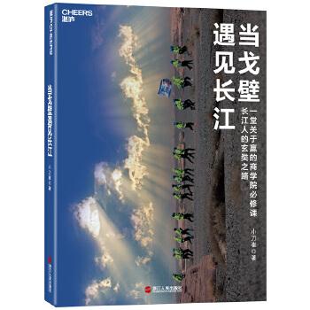 当戈壁遇见长江(pdf+txt+epub+azw3+mobi电子书在线阅读下载)